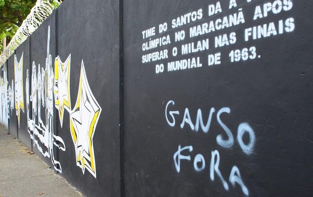 O que esta imagem poderá significar para o futuro do Santos F.C. ?
