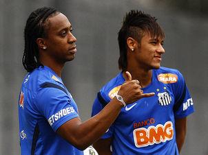 Neymar e Arouca não são liberados e desfalcam o Peixe em dois jogos. O dia que conseguirmos contar com a boa vontade da CBF...