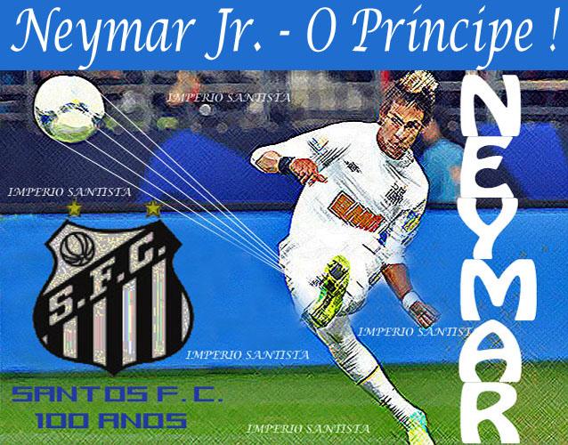 Neymar o Príncipe ! Por isto é Amado e Odiado por tantos...