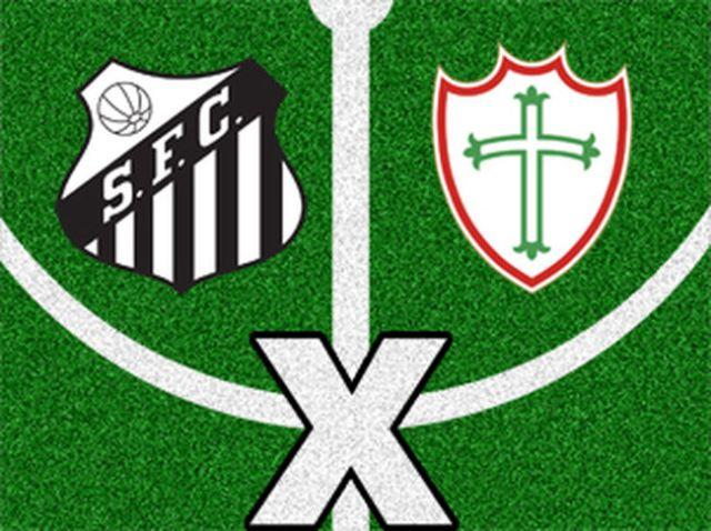 Santos F.C.  e Portuguesa jogam neste sábado no Estádio doPacaembú !