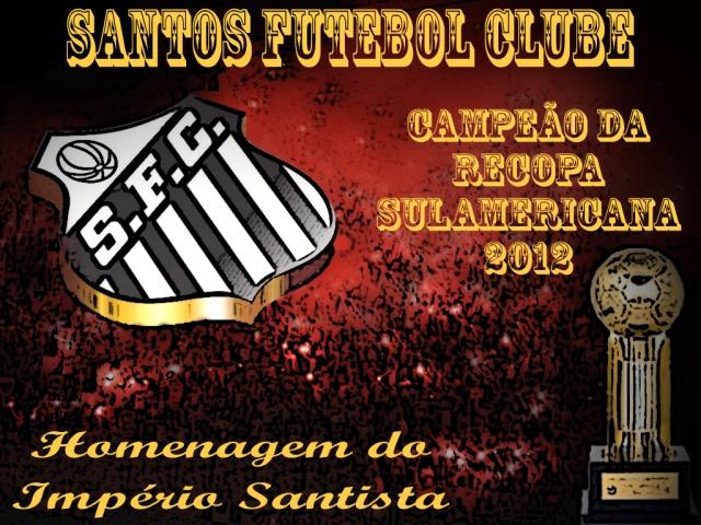 Santos Campeão !