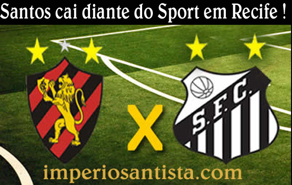 Com futebol sofrivel, Santos perde mais uma !
