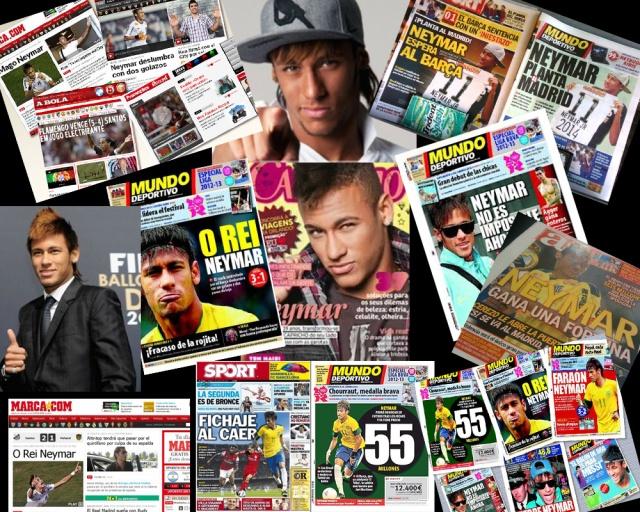 O Brasil não merece o Neymar !