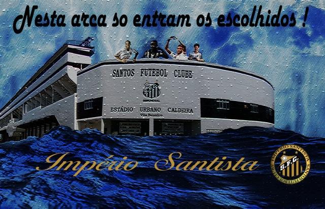 Santos Futebol Clube; uma história de amor.
