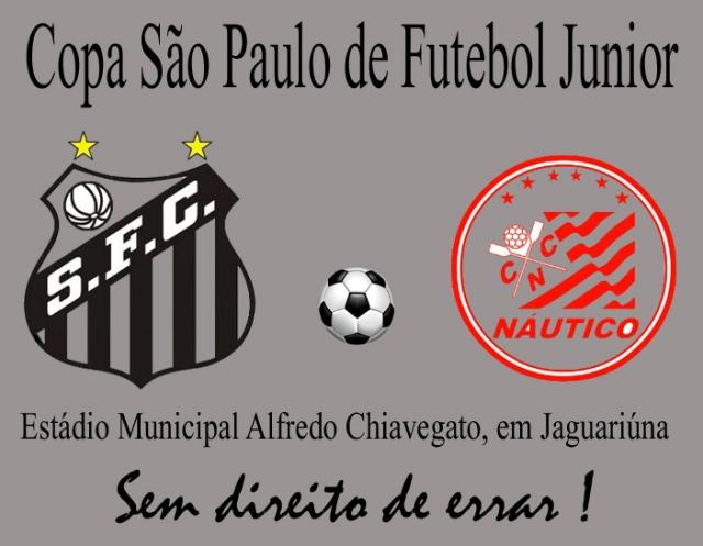 Santos e Náutico em Jaguariúna !