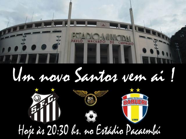 Um novo Santos vem ai !