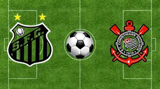 Santos e Corinthians no Morumbi !