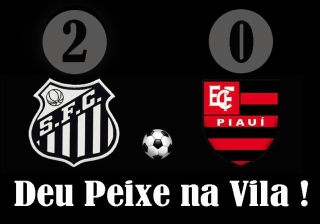Santos vence e se classifica na Vila !