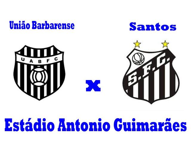 União Barbarense x Santos