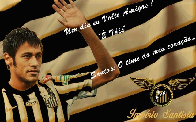 Neymar; Um digno representante da história santista !