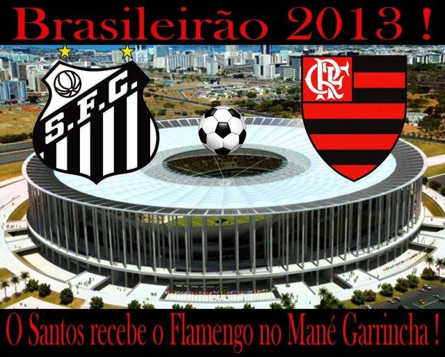 Na provável despedida de Neymar, o Santos recebe o Flamengo no Estádio Mané Garrincha !