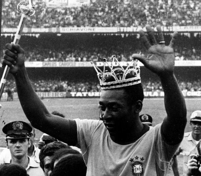 No tempo em que a Seleção tinha um Rei !