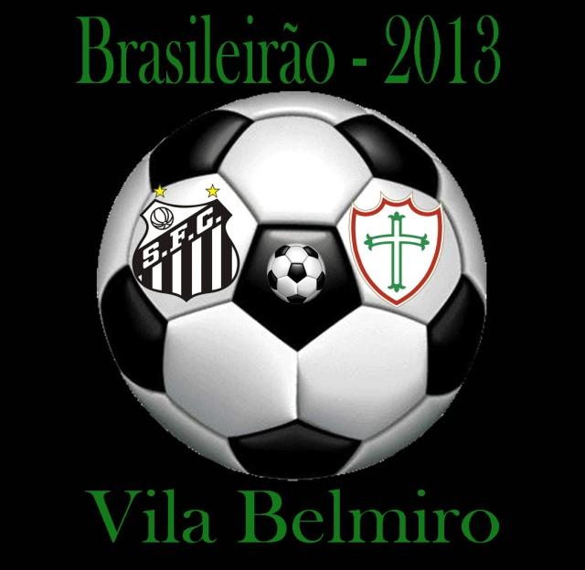 O Santos F.C., recebe a Portuguesa de Desportos na Vila Belmiro !