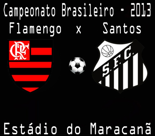 Embalado, o Santos encara o Flamengo no Estádio do Maracanã !