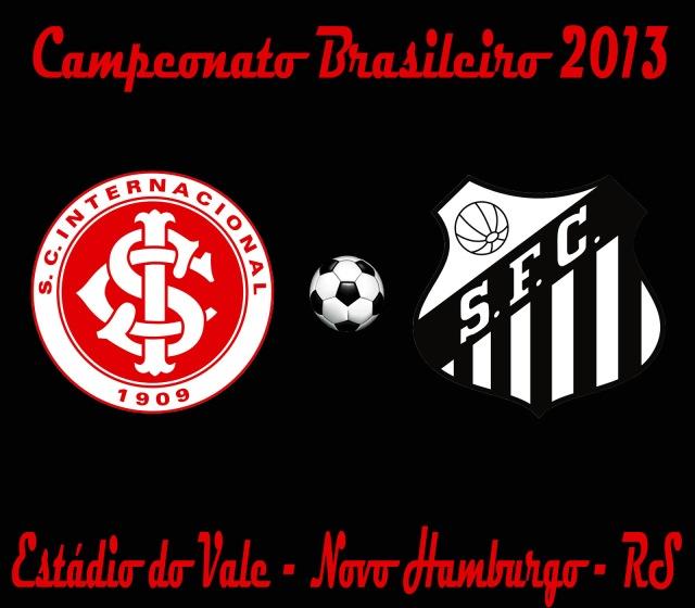 O Santos encara o Internacional em Novo Hamburgo pelo Brasileirão !