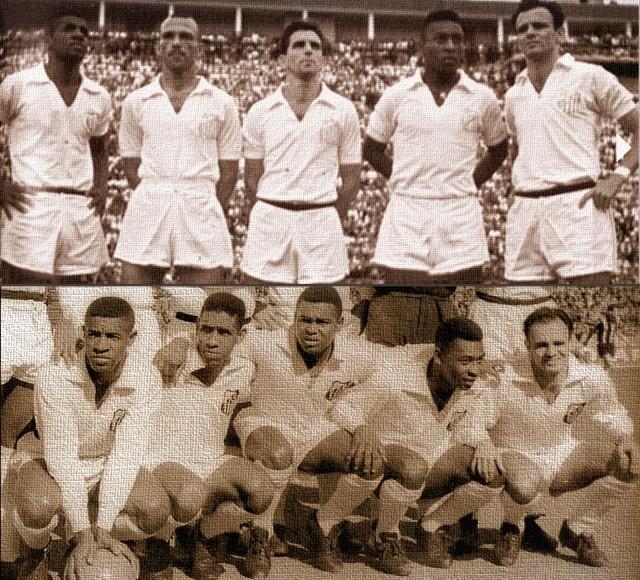 Santos F.C. - O time dos Sonhos !