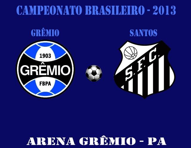O Santos vai a Porto Alegre para encarar o Grêmio !