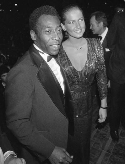 Pelé e Xuxa