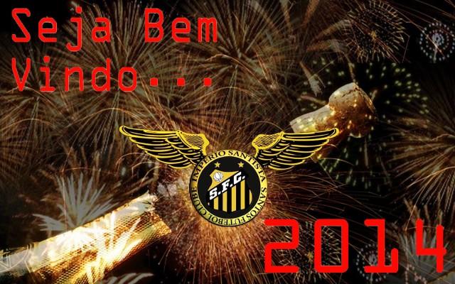 Feliz Ano Novo a todos do Império Santista !