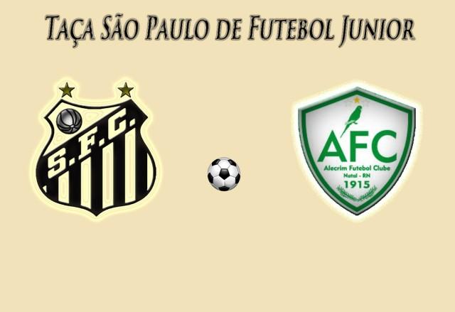 Começa a Taça São Paulo de Futebol Junior para o Peixe !