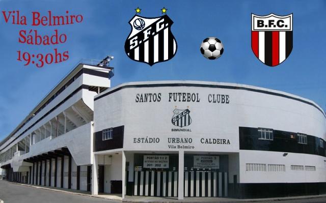 O Peixe recebe o Botafogo de Ribeirão Prêto na Vila Belmiro com mudanças !