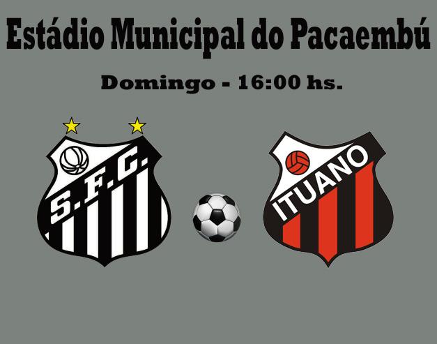 Começa a Final do Campeonat0 Paulista de 2014, no Estádio do Pacaembú !