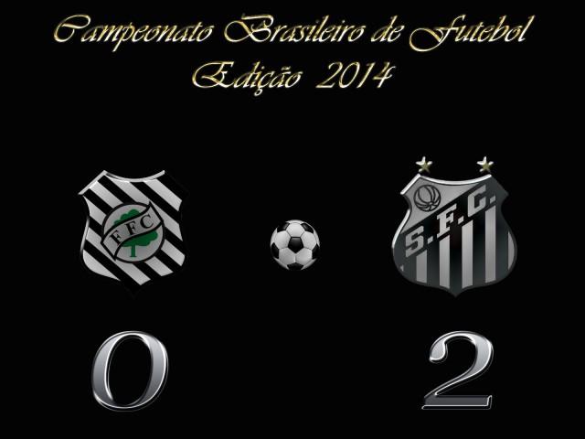 Com mobilidade, o Santos joga fácil, e vence o Figueirense em Londrina !