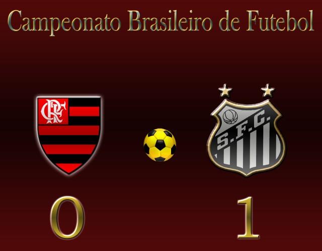 Flamengo Santos