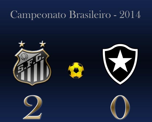Santos Botafogo
