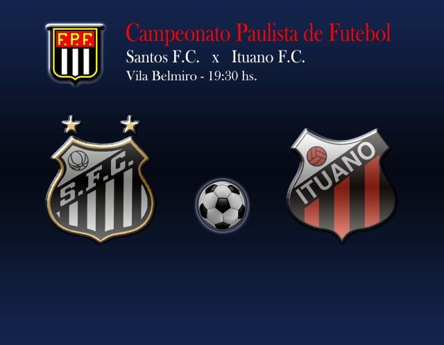 Santos e Ituano