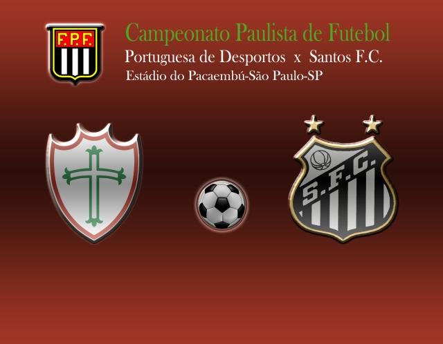Portuguesa e Santos