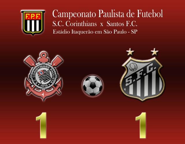 Corinthians Santos
