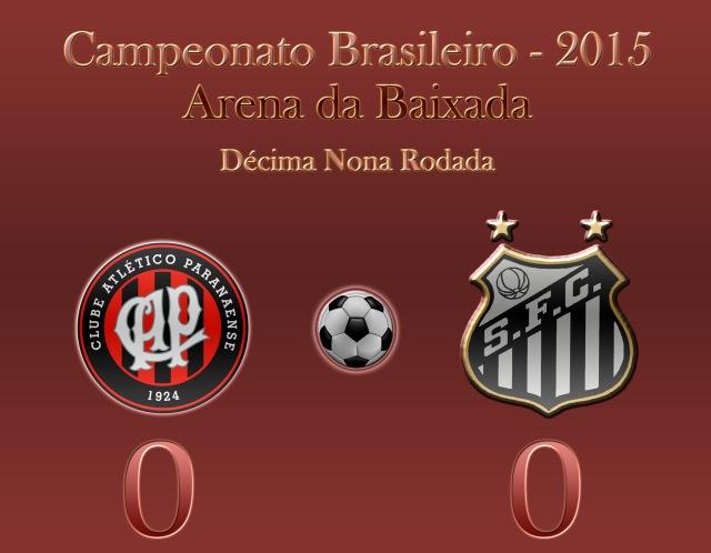 Atletico PR e Santos