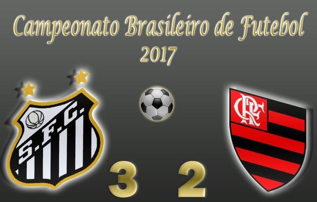Santos Flamengo